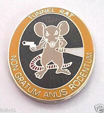 New listing Tunnel Rat Military Veteran Vietnam Hat Pin 15075 Ho