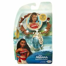 NEW! Moana Magical Seashell Necklace Light Up Magic
