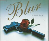 Blur - To The End 1994 CD single