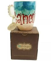 Artilugios Cancún Mexico Handmade Cappuccino Mug Coffee Cup New in Box