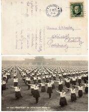 CZECHOSLOVAKIA postcard VIII Slet Všesokolsky 1926