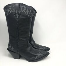 Durango classic western boots Embroidered Size 7.5 (#020)