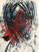 Hasworld original Abstract Expressionist Signed,Street Art,contemporary Kunst