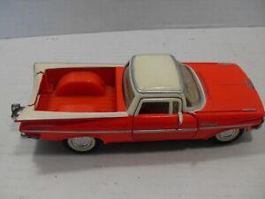 1/32 Scale Diecast 1959 Chevy El Camino Red