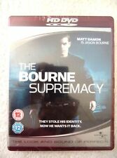23934 HD DVD - The Bourne Supremacy [NEW / SEALED]  2004  824 665 0