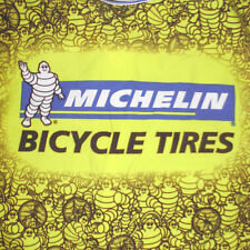 Michelin Man Shirt Large Bicycle Tires Bibendum Graphic Outer Circle Bike