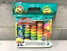 Play-Doh 50- Value Pack Case , Non-Toxic , Assorted Colors , 1-Ounce Cans