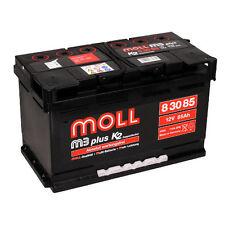 Moll m3 PLUS k2 83085 85ah batteria di avviamento Batteria auto pronto per l'uso * *