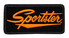 HARLEY DAVIDSON SPORTSTER  VEST PATCH  **MADE IN USA** MOTORCYCLE BIKER PATCH
