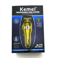 Kemei-1986 Professional Hair Clipper Electric Cordless Trimmer Shaver Razor Best