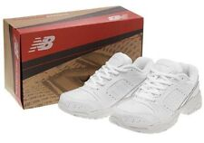 New Balance 623 Series Kids Youth GS KL623AWY White Sz 3.5 wide
