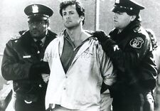 SYLVESTER STALLONE  HAUTE SECURITE  1989 VINTAGE PHOTO