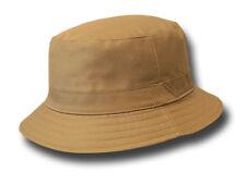 Cappello impermeabile tascabile Melegari Rain hat beige