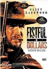 A Fistful Of Dollars (DVD, 2005, 2-Disc Set)
