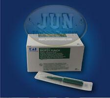 20x Sterile Dermal Punch Biopsy PIERCING MICRODERMAL SKIN DIVER. 20 pieces.