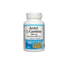 Natural Factors Acetyl-L-Carnitine 60cap