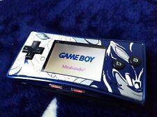 GameBoy Micro Final Fantasy Edition JAPAN good condition! RARE