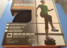 NEW SPRI XERDISC with Pump and Balance Workout Instructions, Balance Ball Effect