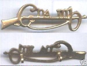 Irish War of Independence pin Cumann na mBan Gold Cap Badge
