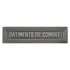 Agrafe pour médaille Ordonnance BÂTIMENTS DE COMBAT