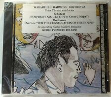 Schubert: Symphony no.9 in C,Beethoven Overture ( Albany Records, 1993) (cd6723)