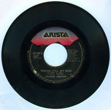 Philippines WHITNEY HOUSTON You're Still My Man 45 rpm Record