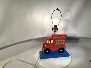 Vintage Children Lamp - Nightlight