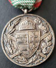 ✚7537✚ Horthy era Hungary Hungarian Commemorative Medal of the World War WW1