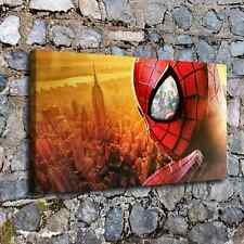 A3854-Spiderman Poster Home Decor Room HD Canvas Print Picture Wall Art Painting