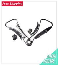 Timing Chain Kit Fits Ford Escape 01-07 Mazda Tribute MPV DOHC V6 3.0L 01-09