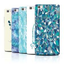 Fundas Para Huawei P8 lite de plástico para teléfonos móviles y PDAs