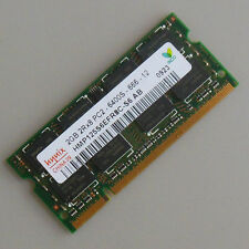 NEW Hynix 2GB DDR2 800mhz PC2-6400 SODIMM laptop notebook memory Ram full tested