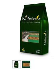 Nutrópica Ration With Fruit And Pepper For #Trinca-ferro#PIXARRO #SABIAS# 5kg