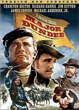 Major Dundee (Charlton Heston) - DVD