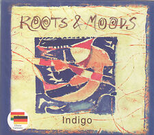 Roots & Moods by Indigo (CD Kelele) Traditional Ghana Meets Germany/Sealed!