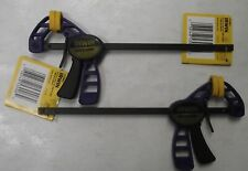 Irwin Tool 53006 Micro Quick-Grip Bar Clamp And Spreader 2pcs.