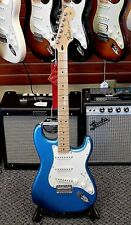 2017 Fender Standard Stratocaster! Lake Placid Blue Finish! Minty! NO RESERVE!!!