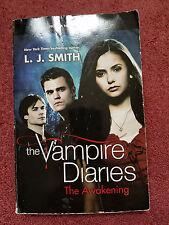 The Vampire Diaries: The Awakening No. 1 by L. J. Smith (1995, Paperback)