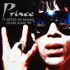PRINCE ‎– 3 NITES IN MIAMI GLAM SLAM '94 4 CD BOX SET (NEW/SEALED)