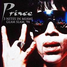 PRINCE – 3 NITES IN MIAMI GLAM SLAM '94 4 CD BOX SET (NEW/SEALED)