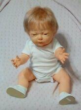 "20""Berjusa Berenguer all vinyl doll enhanced & refreshed realistic wears sz Nb"