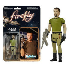 Firefly Jayne Cobb ReAction Figure NEW Toys 80's Movies Classic Retro