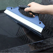 Pro Silicone Car Glass Washing Water Dryer Brush Squeegee Snow Fog Scraper Plow