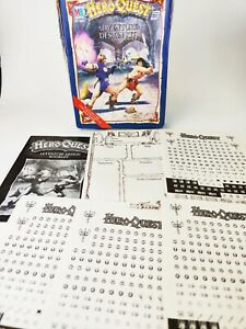 Adventure Design Kit - expansion for Heroquest UNUSED Hero Quest [ENG,1989]