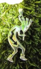Anhänger Kokopelli Schamane Indianer Sterling Silber 925