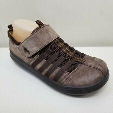 Rocket Dog 8.5 Comfort Shoes Brown Hook Loop Leather STOKER Suede