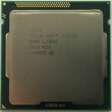 INTEL CORE i5-2400S SR00S 2.50GHZ 6MB CPU PROCESSOR TESTED WARRANTY