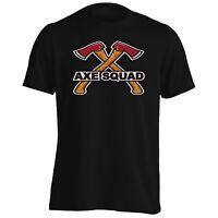 Axe Squad  Men's T-Shirt/Tank Top u525m