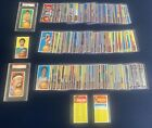 1970-71 Topps Basketball Tall Boys Complete Set #1-175! PSA Maravich RC and Wilt