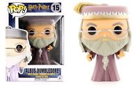 Funko Pop Harry Potter: Albus Dumbledore Vinyl Figure Item #5891